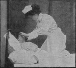 headache and migraine relief by a nurse